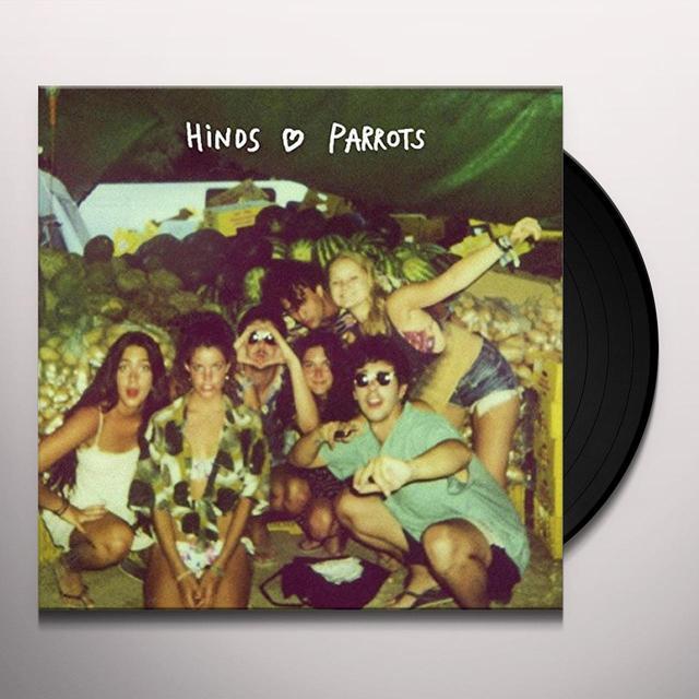 HINDS / PARROTS SPLIT Vinyl Record