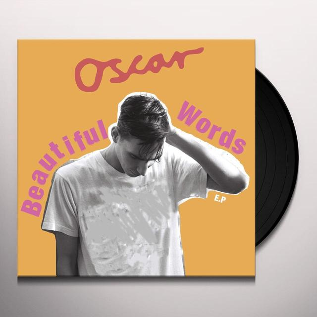 Oscar BEAUTIFUL WORDS Vinyl Record