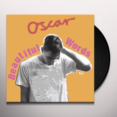 Oscar BEAUTIFUL WORDS Vinyl Record - 180 Gram Pressing, Digital Download Included