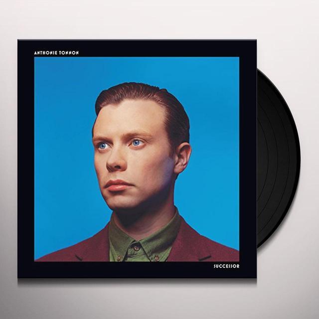 Anthonie Tonnon SUCCESSOR Vinyl Record - Digital Download Included
