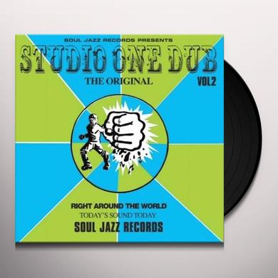 SOUL JAZZ RECORDS RECORDS (DLX) STUDIO ONE DUB 2 Vinyl Record - Deluxe Edition