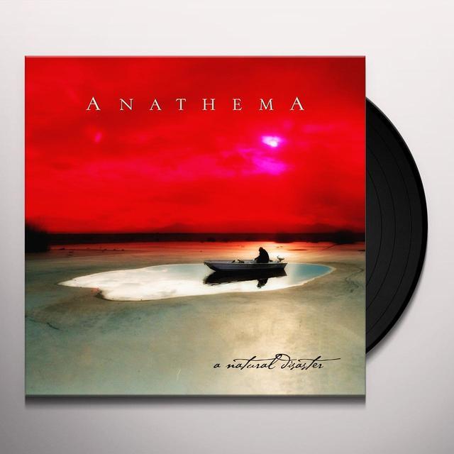 Anathema NATURAL DISASTER Vinyl Record - w/CD