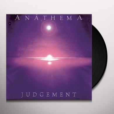 Anathema JUDGEMENT Vinyl Record - w/CD