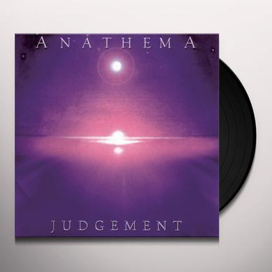 Anathema JUDGEMENT Vinyl Record - w/CD