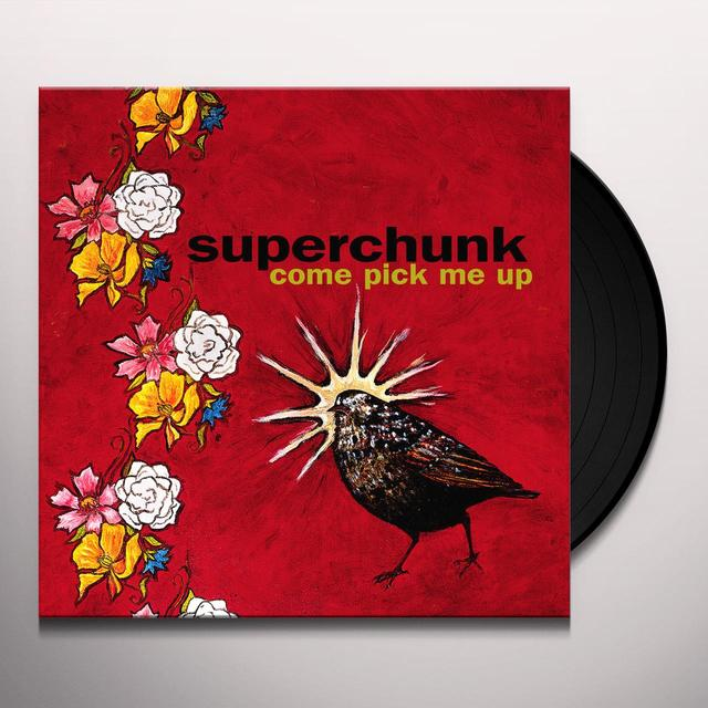 Superchunk COME PICK ME UP Vinyl Record - 180 Gram Pressing, Digital Download Included