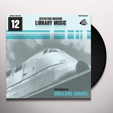 ORGASMO SONORE - REVISITING OBSCURE LIBRARY / VAR Vinyl Record