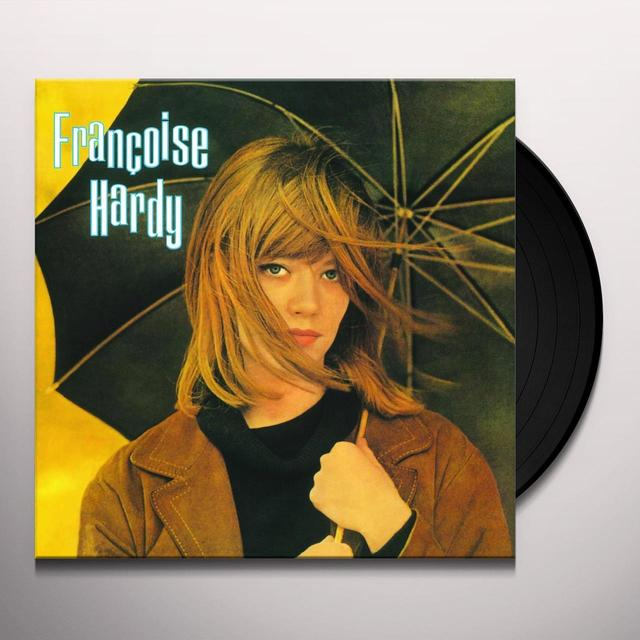 Françoise Hardy YEH-YEH GIRL FROM PARIS Vinyl Record - UK Import