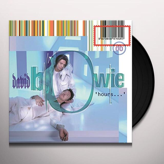 David Bowie HOURS Vinyl Record - Holland Release