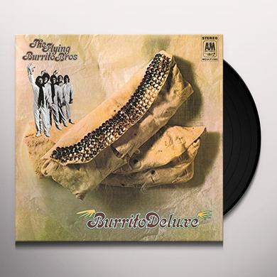 The Flying Burrito Brothers BURRITO DELUXE Vinyl Record - Deluxe Edition, Holland Import