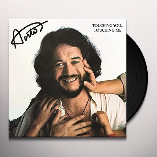 Airto Moreira TOUCHING YOU TOUCHING ME Vinyl Record - Holland Import