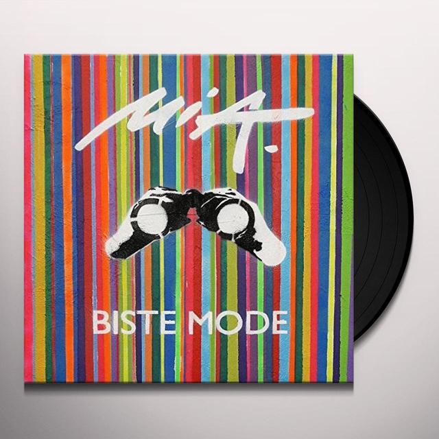 Mia BISTE MODE Vinyl Record - Holland Import