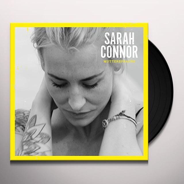Sarah Connor MUTTERSPRACHE Vinyl Record - Holland Import
