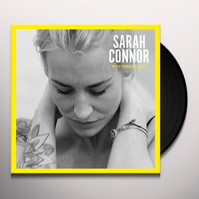Sarah Connor MUTTERSPRACHE Vinyl Record - Holland Import