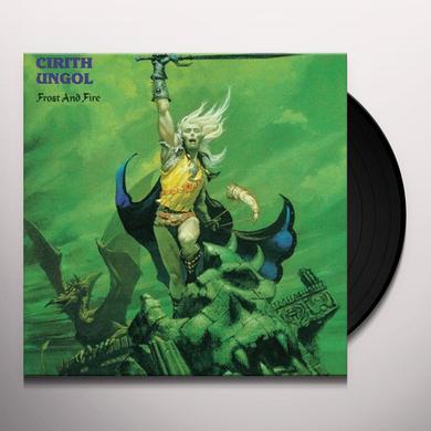 Cirith Ungol FROST & FIRE Vinyl Record - UK Import