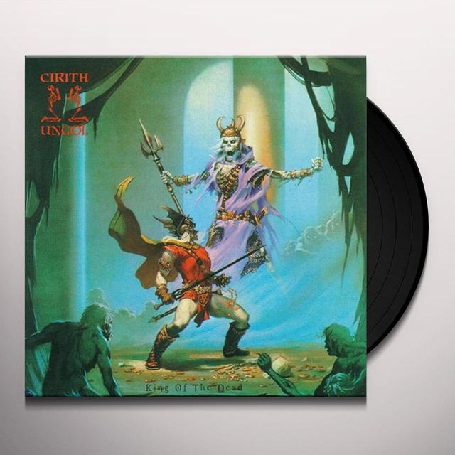Cirith Ungol KING OF THE DEAD Vinyl Record - UK Import