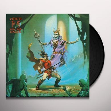 Cirith Ungol KING OF THE DEAD Vinyl Record