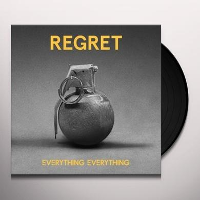 Everything Everything REGRET Vinyl Record - UK Import