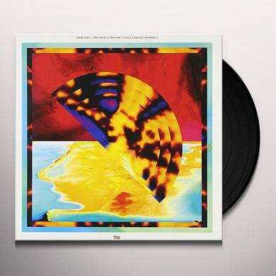 Swim Deep ONE GREAT SONG & I COULD CHANGE THE WORLD Vinyl Record - UK Import