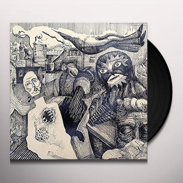 Mewithout you PALE HORSES Vinyl Record - UK Import