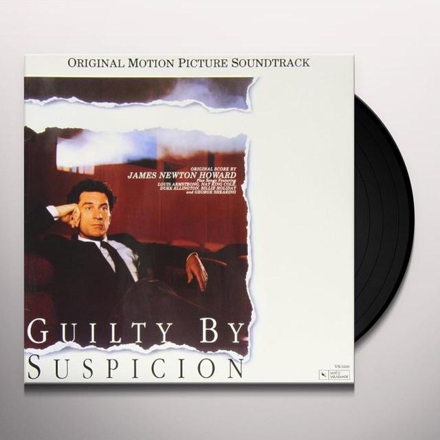 GUILTY BY SUSPICION / O.S.T. (GER) Vinyl Record