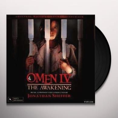 OMEN IV-THE AWAKENING / O.S.T. (GER) Vinyl Record