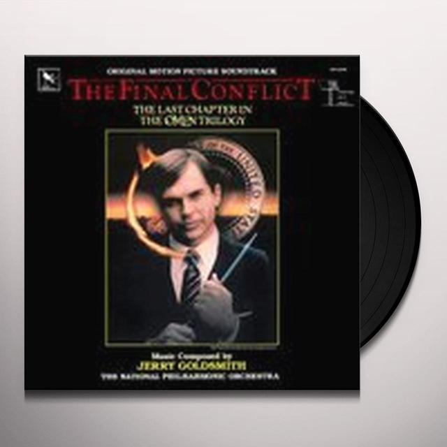 OMEN III-FINAL CONFLIC / O.S.T. (GER) Vinyl Record