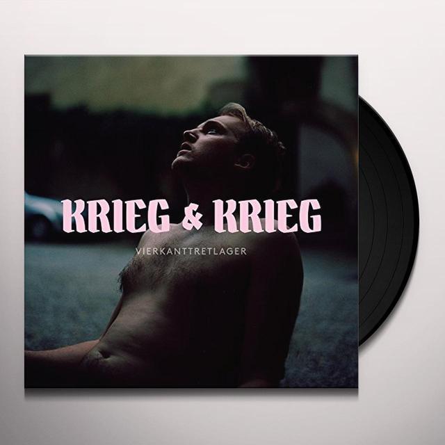Vierkanttretlager KRIEG & KRIEG Vinyl Record