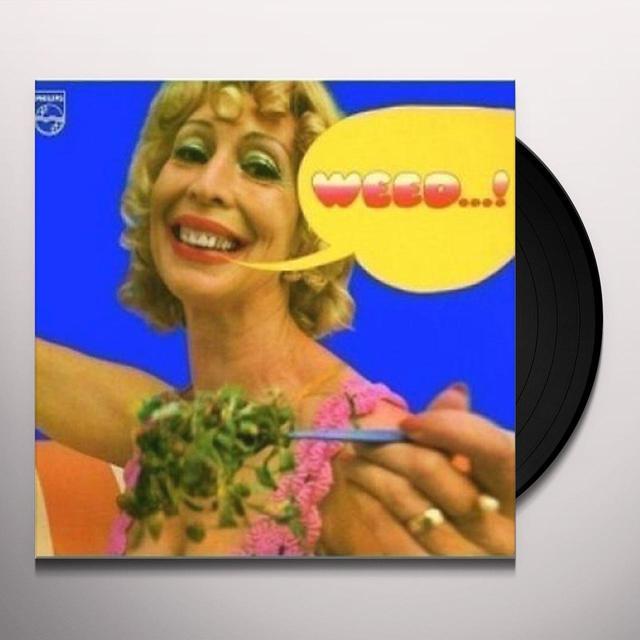 WEED Vinyl Record