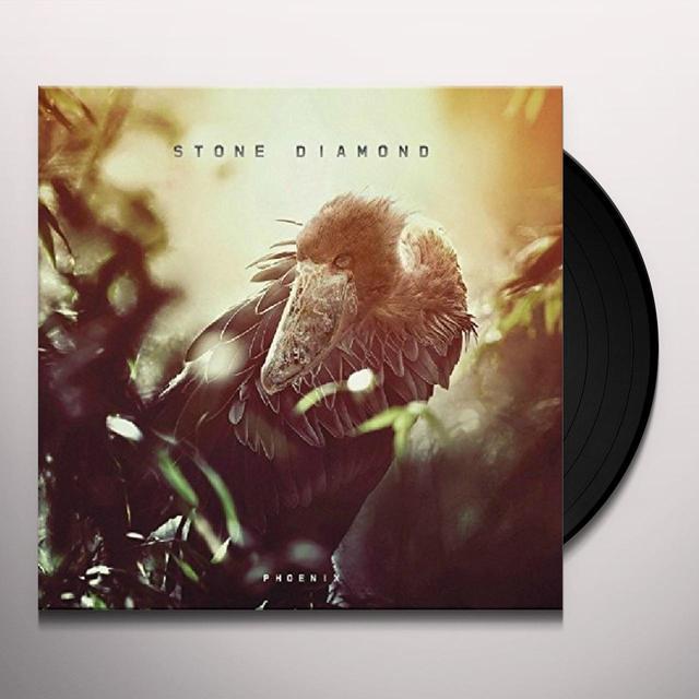 Stone Diamond PHOENIX (GER) Vinyl Record