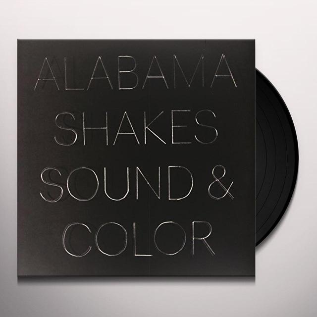 Alabama Shakes SOUND & COLOR (HK) Vinyl Record