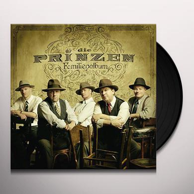 Die Prinzen FAMILIENALBUM Vinyl Record