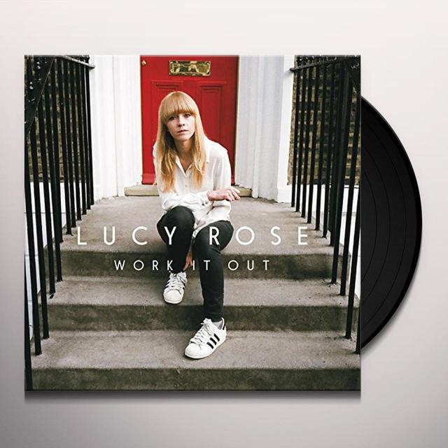 Lucy Rose WORK IT OUT (HK) Vinyl Record