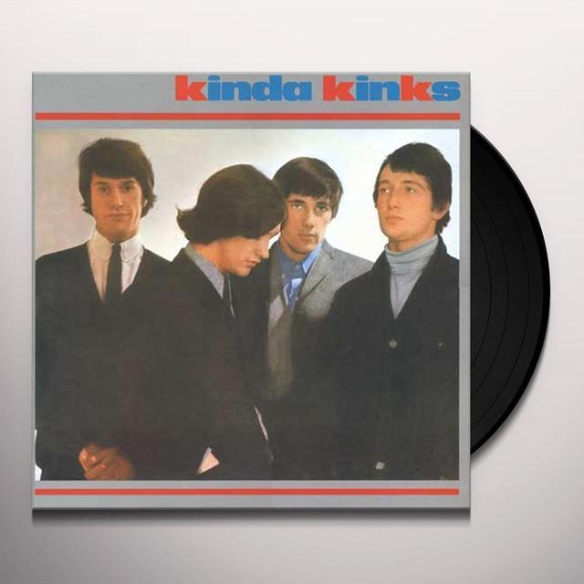 KINDA KINKS (HK) Vinyl Record