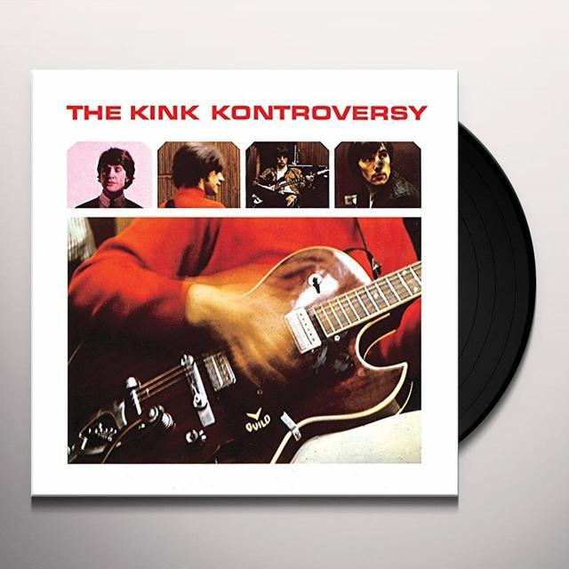 The Kinks KINK KONTROVERSY (HK) Vinyl Record
