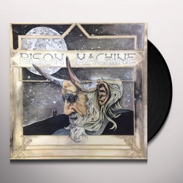 BISON MACHINE HOARFROST Vinyl Record - UK Import
