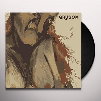 GRUSOM Vinyl Record - UK Release
