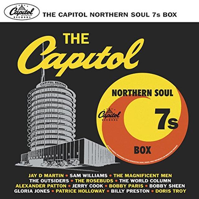 CAPITOL NORTHERN SOUL 7'S BOX SET / VARIOUS