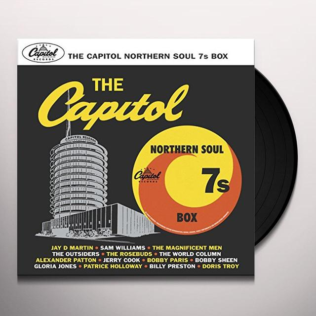 CAPITOL NORTHERN SOUL 7'S BOX SET / VARIOUS (UK) CAPITOL NORTHERN SOUL 7'S BOX SET / VARIOUS Vinyl Record
