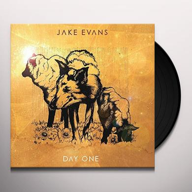 Jake Evans DAY ONE Vinyl Record - UK Import