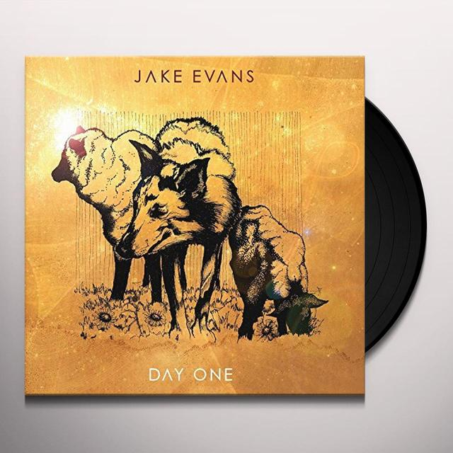 Jake Evans DAY ONE Vinyl Record - UK Import