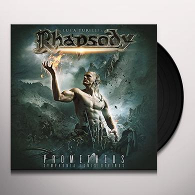 Luca Turilli'S Rhapsody PROMETHEUS-SYMPHONIA IGNIS DIVINUS Vinyl Record