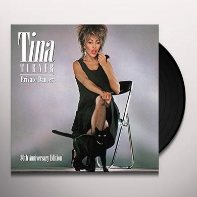 Tina Turner PRIVATE DANCER Vinyl Record