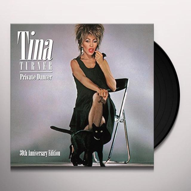 Tina Turner PRIVATE DANCER Vinyl Record - UK Import