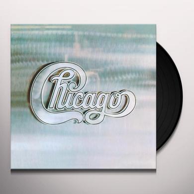 CHICAGO II Vinyl Record - 180 Gram Pressing