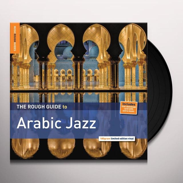ROUGH GUIDE TO ARABIC JAZZ / VARIOUS (OGV) (DLCD) ROUGH GUIDE TO ARABIC JAZZ / VARIOUS Vinyl Record - 180 Gram Pressing, Digital Download Included