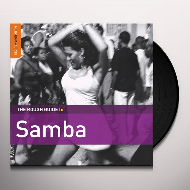 ROUGH GUIDE TO SAMBA (SECOND EDITION) / VARIOUS Vinyl Record
