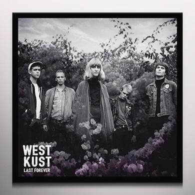 Westkust LAST FOREVER Vinyl Record - Colored Vinyl, Digital Download Included