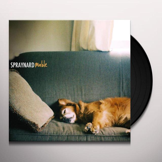 Spraynard MABLE Vinyl Record