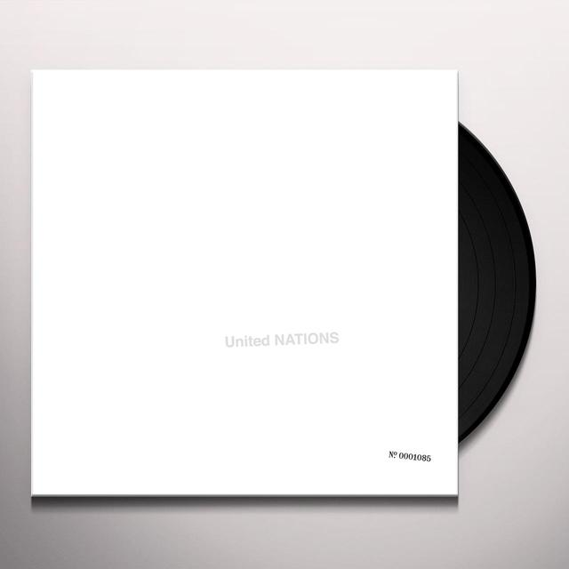 UNITED NATIONS Vinyl Record