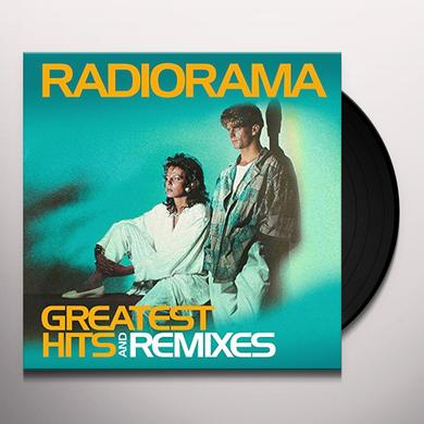 RADIORAMA GREATEST HITS & REMIXES Vinyl Record - Limited Edition